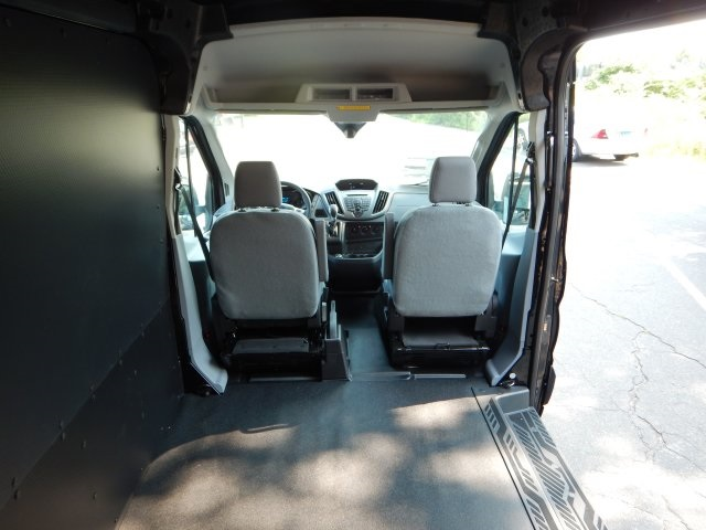 2018 Transit 250 Med Roof 4x2,  Empty Cargo Van #45762 - photo 2