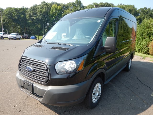 2018 Transit 250 Med Roof 4x2,  Empty Cargo Van #45762 - photo 9