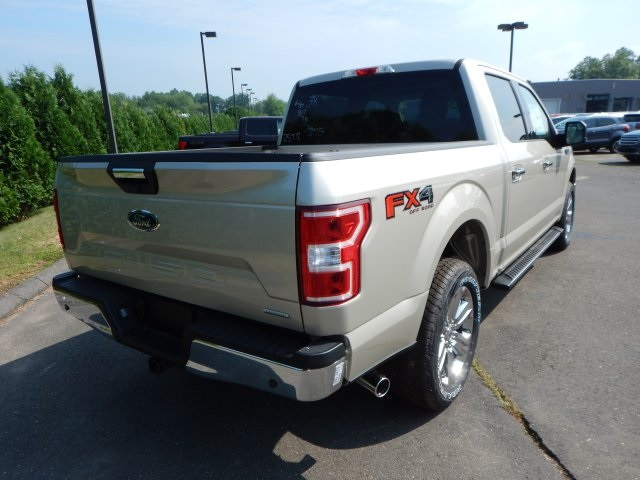 2018 F-150 SuperCrew Cab 4x4,  Pickup #45768 - photo 2
