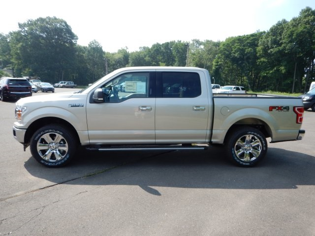 2018 F-150 SuperCrew Cab 4x4,  Pickup #45768 - photo 10