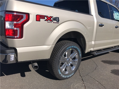 2018 F-150 SuperCrew Cab 4x4,  Pickup #45768 - photo 21