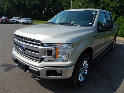 2018 F-150 SuperCrew Cab 4x4,  Pickup #45768 - photo 11