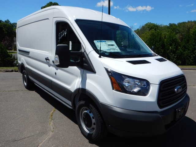 2018 Transit 250 Med Roof 4x2,  Empty Cargo Van #45848 - photo 3