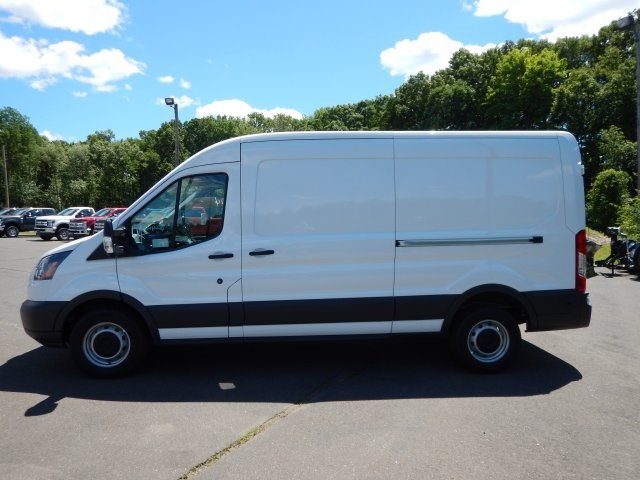 2018 Transit 250 Med Roof 4x2,  Empty Cargo Van #45848 - photo 8