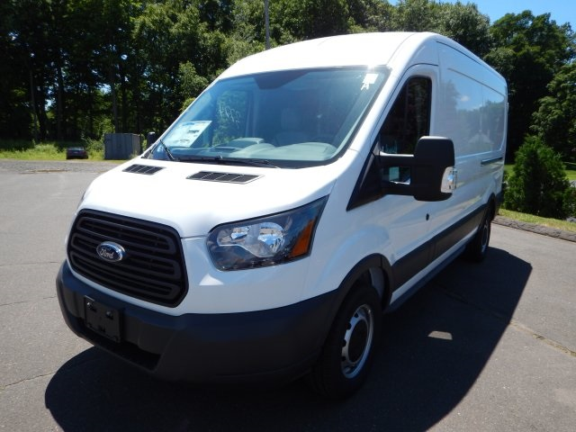 2018 Transit 250 Med Roof 4x2,  Empty Cargo Van #45848 - photo 9