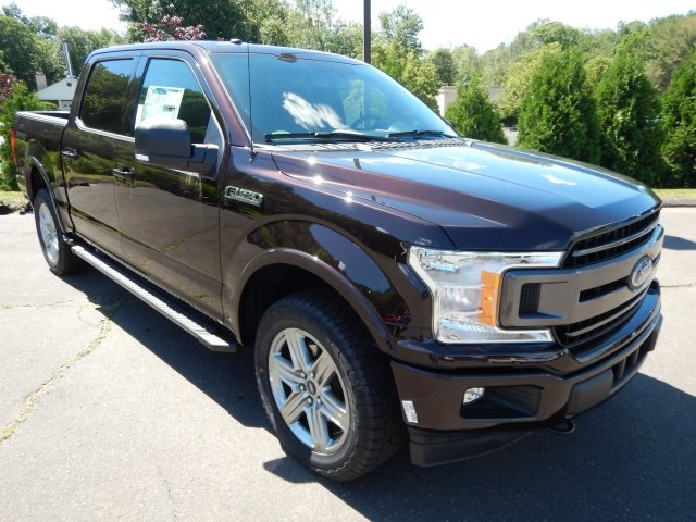 2018 F-150 SuperCrew Cab 4x4,  Pickup #45853 - photo 3