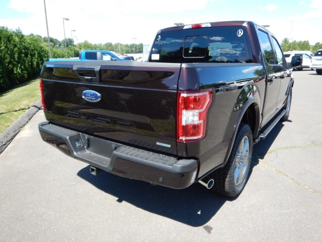 2018 F-150 SuperCrew Cab 4x4,  Pickup #45853 - photo 2