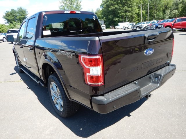 2018 F-150 SuperCrew Cab 4x4,  Pickup #45853 - photo 6