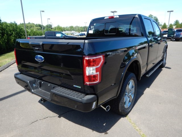 2018 F-150 SuperCrew Cab 4x4,  Pickup #45875 - photo 2