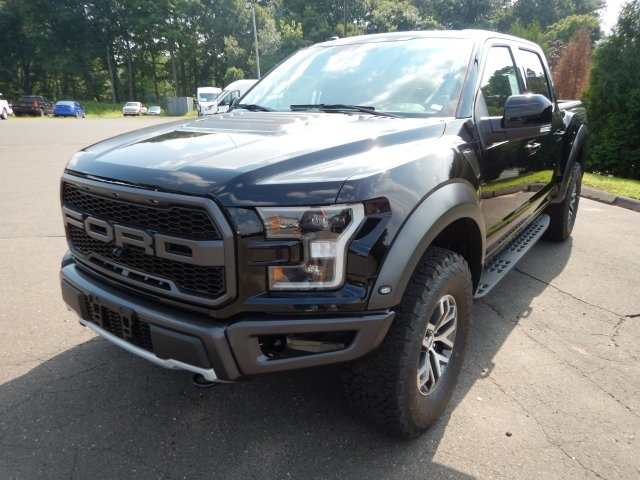 2018 F-150 SuperCrew Cab 4x4,  Pickup #45933 - photo 8