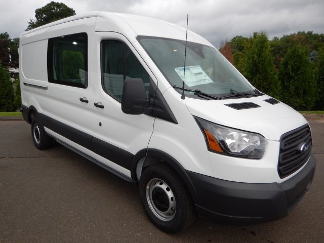 2018 Transit 250 Med Roof 4x2,  Empty Cargo Van #45948 - photo 3