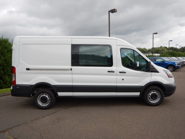 2018 Transit 250 Med Roof 4x2,  Empty Cargo Van #45948 - photo 4