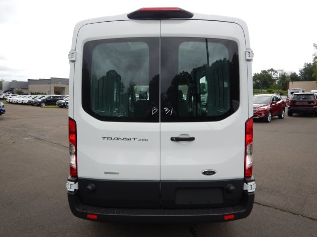 2018 Transit 250 Med Roof 4x2,  Empty Cargo Van #45948 - photo 6