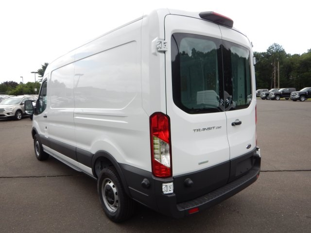 2018 Transit 250 Med Roof 4x2,  Empty Cargo Van #45948 - photo 7