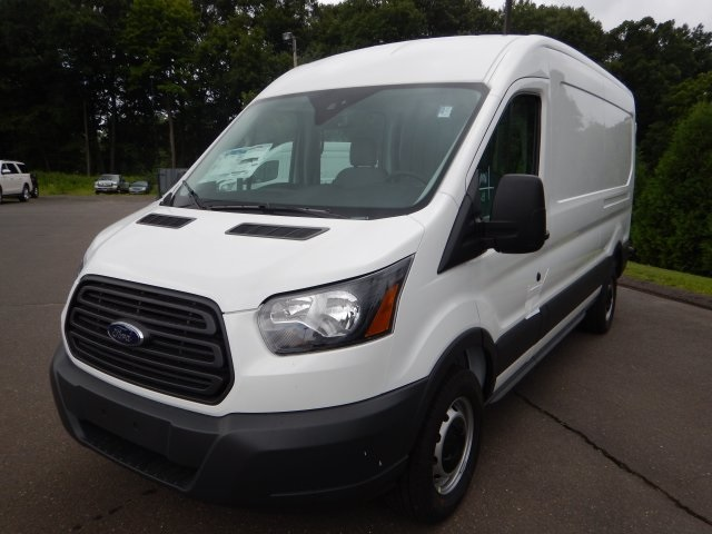 2018 Transit 250 Med Roof 4x2,  Empty Cargo Van #45948 - photo 9