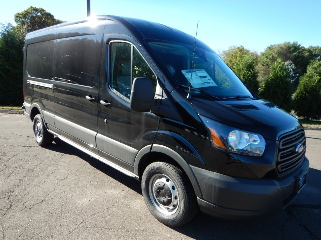 2018 Transit 250 Med Roof 4x2,  Empty Cargo Van #45961 - photo 4