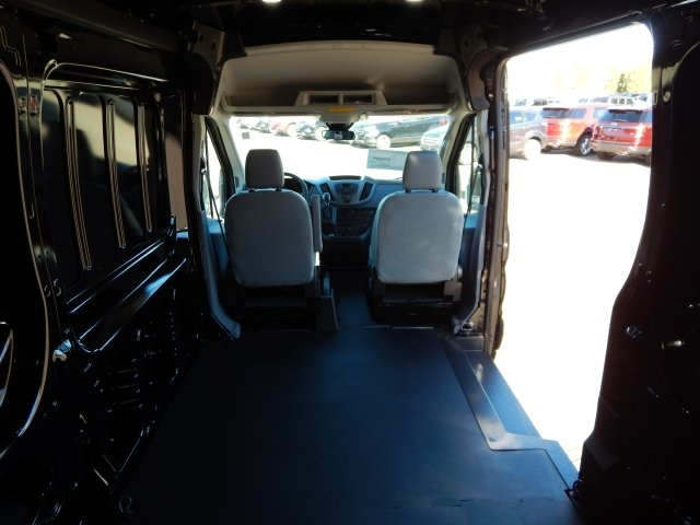 2018 Transit 250 Med Roof 4x2,  Empty Cargo Van #45961 - photo 27