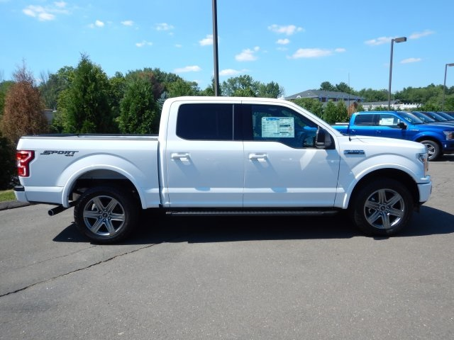 2018 F-150 SuperCrew Cab 4x4,  Pickup #45987 - photo 4