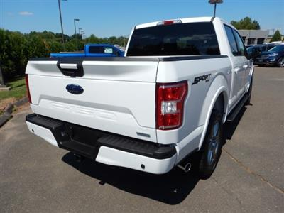 2018 F-150 SuperCrew Cab 4x4,  Pickup #45987 - photo 2
