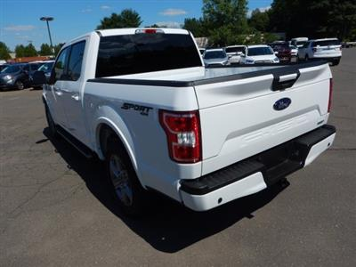 2018 F-150 SuperCrew Cab 4x4,  Pickup #45987 - photo 6