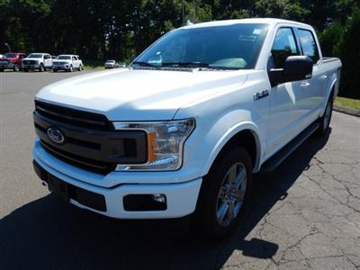 2018 F-150 SuperCrew Cab 4x4,  Pickup #45987 - photo 8