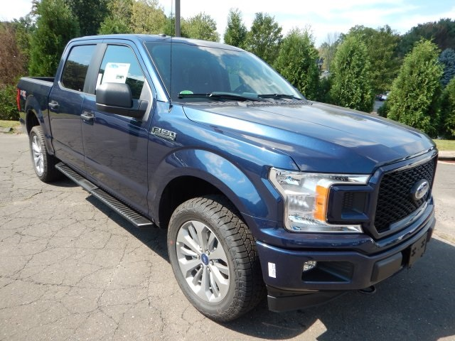 2018 F-150 SuperCrew Cab 4x4,  Pickup #46057 - photo 4