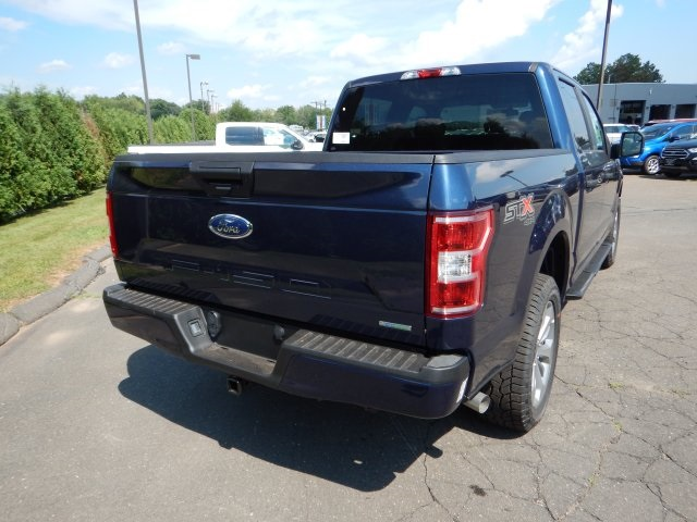 2018 F-150 SuperCrew Cab 4x4,  Pickup #46057 - photo 2