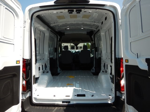2018 Transit 250 Med Roof 4x2,  Empty Cargo Van #46064 - photo 2