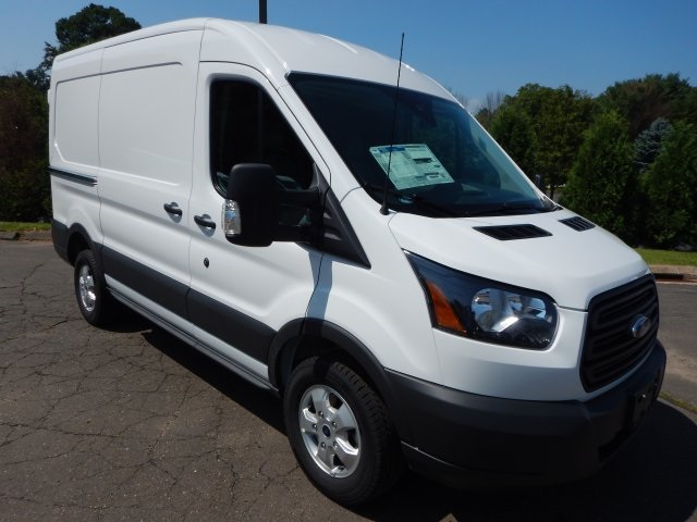 2018 Transit 250 Med Roof 4x2,  Empty Cargo Van #46064 - photo 3
