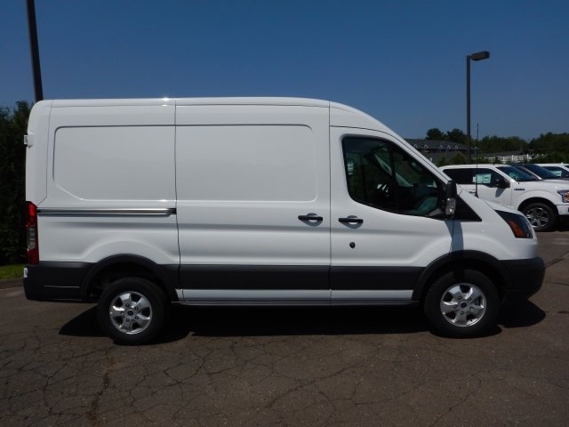 2018 Transit 250 Med Roof 4x2,  Empty Cargo Van #46064 - photo 4