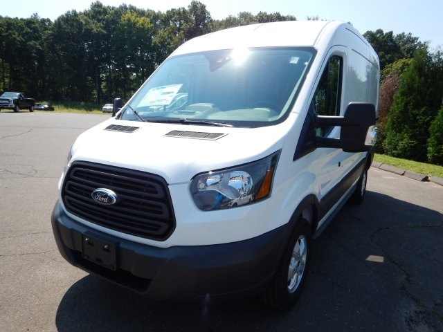 2018 Transit 250 Med Roof 4x2,  Empty Cargo Van #46064 - photo 9