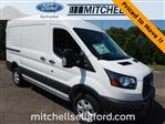 2018 Transit 250 Med Roof 4x2,  Empty Cargo Van #46064 - photo 1