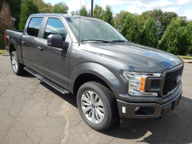 2018 F-150 SuperCrew Cab 4x4,  Pickup #46124 - photo 3