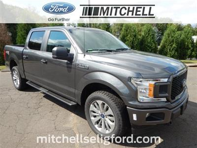 2018 F-150 SuperCrew Cab 4x4,  Pickup #46124 - photo 1