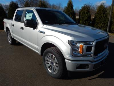 2018 F-150 SuperCrew Cab 4x4,  Pickup #46138 - photo 3