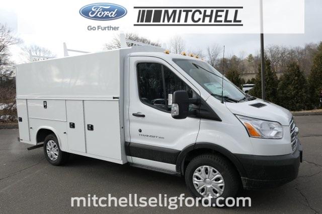 2019 Ford Transit 350 4x2, Knapheide Service Utility Van #46879 - photo 1