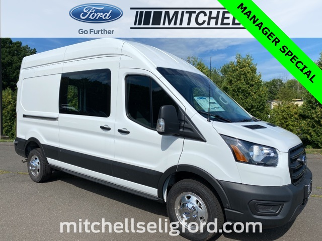 2020 Ford Transit 350 High Roof 4x2, Empty Cargo Van #47212 - photo 1