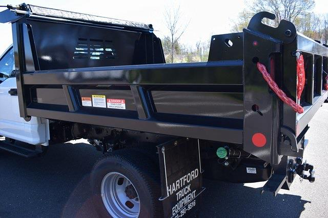 2021 Ford F-350 Regular Cab DRW 4x4, Reading Marauder Dump Body #47439 - photo 28