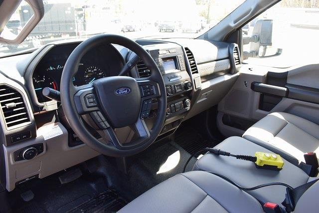 2021 Ford F-350 Regular Cab DRW 4x4, Reading Marauder Dump Body #47439 - photo 35