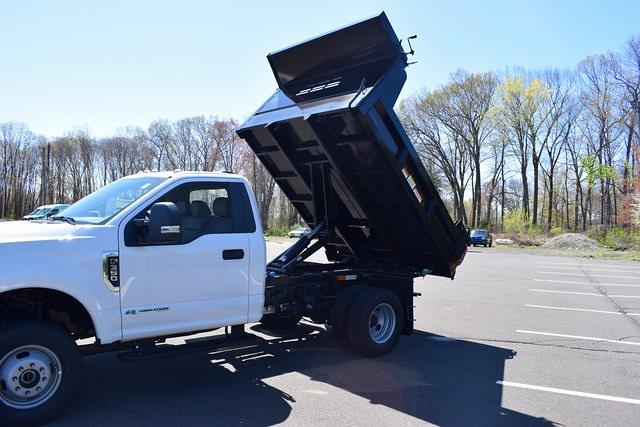2021 Ford F-350 Regular Cab DRW 4x4, Reading Marauder Dump Body #47439 - photo 61
