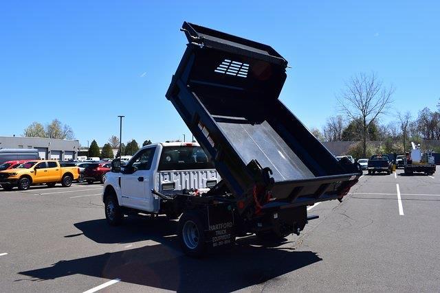 2021 Ford F-350 Regular Cab DRW 4x4, Reading Marauder Dump Body #47439 - photo 62