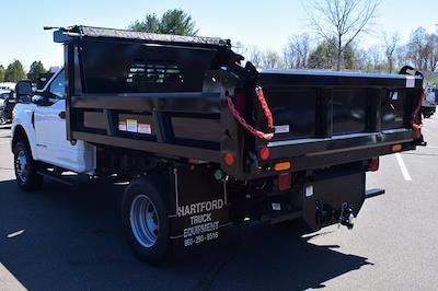 2021 Ford F-350 Regular Cab DRW 4x4, Reading Marauder Dump Body #47439 - photo 5