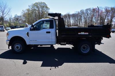 2021 Ford F-350 Regular Cab DRW 4x4, Reading Marauder Dump Body #47439 - photo 6