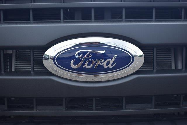 2021 Ford F-350 Regular Cab DRW 4x4, Reading Marauder Dump Body #47467 - photo 11