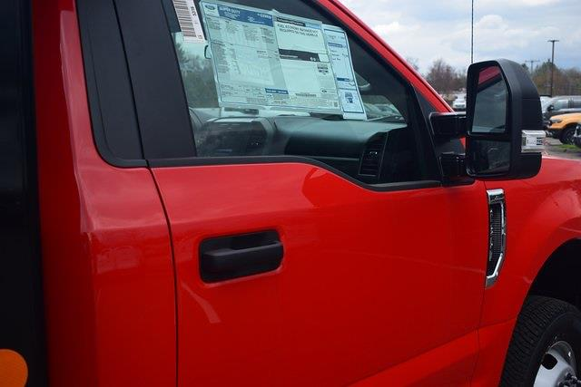 2021 Ford F-350 Regular Cab DRW 4x4, Reading Marauder Dump Body #47467 - photo 18