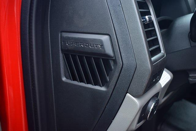 2021 Ford F-350 Regular Cab DRW 4x4, Reading Marauder Dump Body #47467 - photo 35