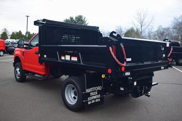 2021 Ford F-350 Regular Cab DRW 4x4, Reading Marauder Dump Body #47467 - photo 5