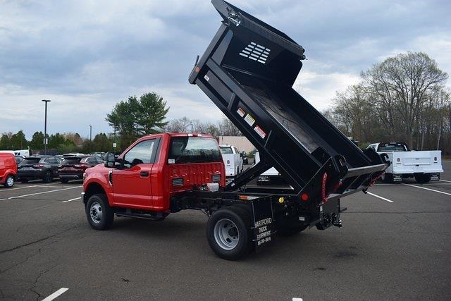 2021 Ford F-350 Regular Cab DRW 4x4, Reading Marauder Dump Body #47467 - photo 59