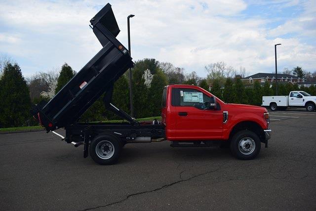 2021 Ford F-350 Regular Cab DRW 4x4, Reading Marauder Dump Body #47467 - photo 61