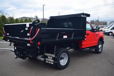 2021 Ford F-350 Regular Cab DRW 4x4, Reading Marauder Dump Body #47467 - photo 2